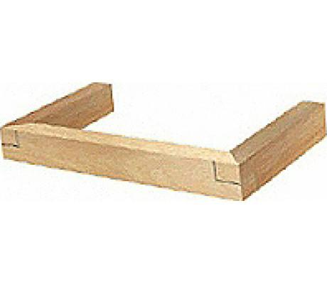 Декоративная рамка для вытяжки Faber A/R/W/F (90С5) неокраш/ольха