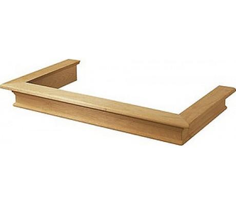 Декоративная рамка для вытяжки Faber RANCH (60С1) вишня