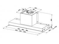 Кухонная вытяжка Faber IN-NOVA COMFORT X A120