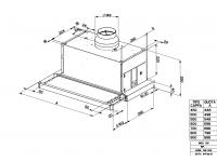 Кухонная вытяжка Faber MAXIMA EV8 LED AM/X A60