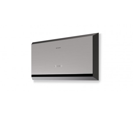 Кухонная вытяжка Faber TWICE ARIES X/BK MATT A90