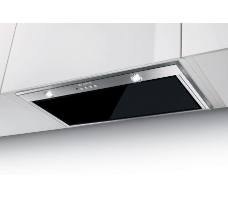 Кухонная вытяжка Faber INCA LUX GLASS EG8 X/BK A70