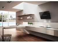 Кухонная вытяжка Faber JOLIE ACT BK A80
