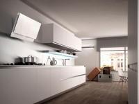 Кухонная вытяжка Faber BLACK TIE BRS WH A80