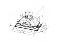 Кухонная вытяжка Faber INCA SMART HC X A52