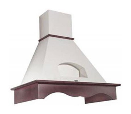 Кухонная вытяжка Faber AGORA 90, корпус белый